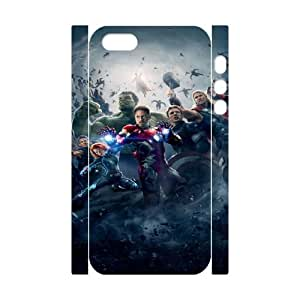 B-V-W0033774 3D Art Print Design Phone Back Case Customized Hard Shell Protection Iphone 5,5S