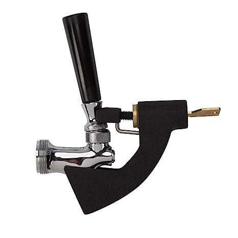 Amazon.com: KegWorks Aluminum Draft Beer Tap Faucet Lock For ...