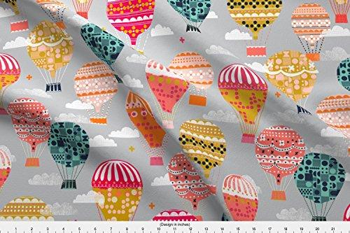 hot air balloon fabric - 9