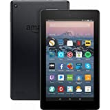 Amazon Fire 7 Tablet, 7in Display, 16GB, With Special Offers Black (Small Image)