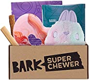 Super Chewer by BarkBox Monthly Subscription Box, Dog Box Care Package for Aggressive Chewers, Durable Dog Toy