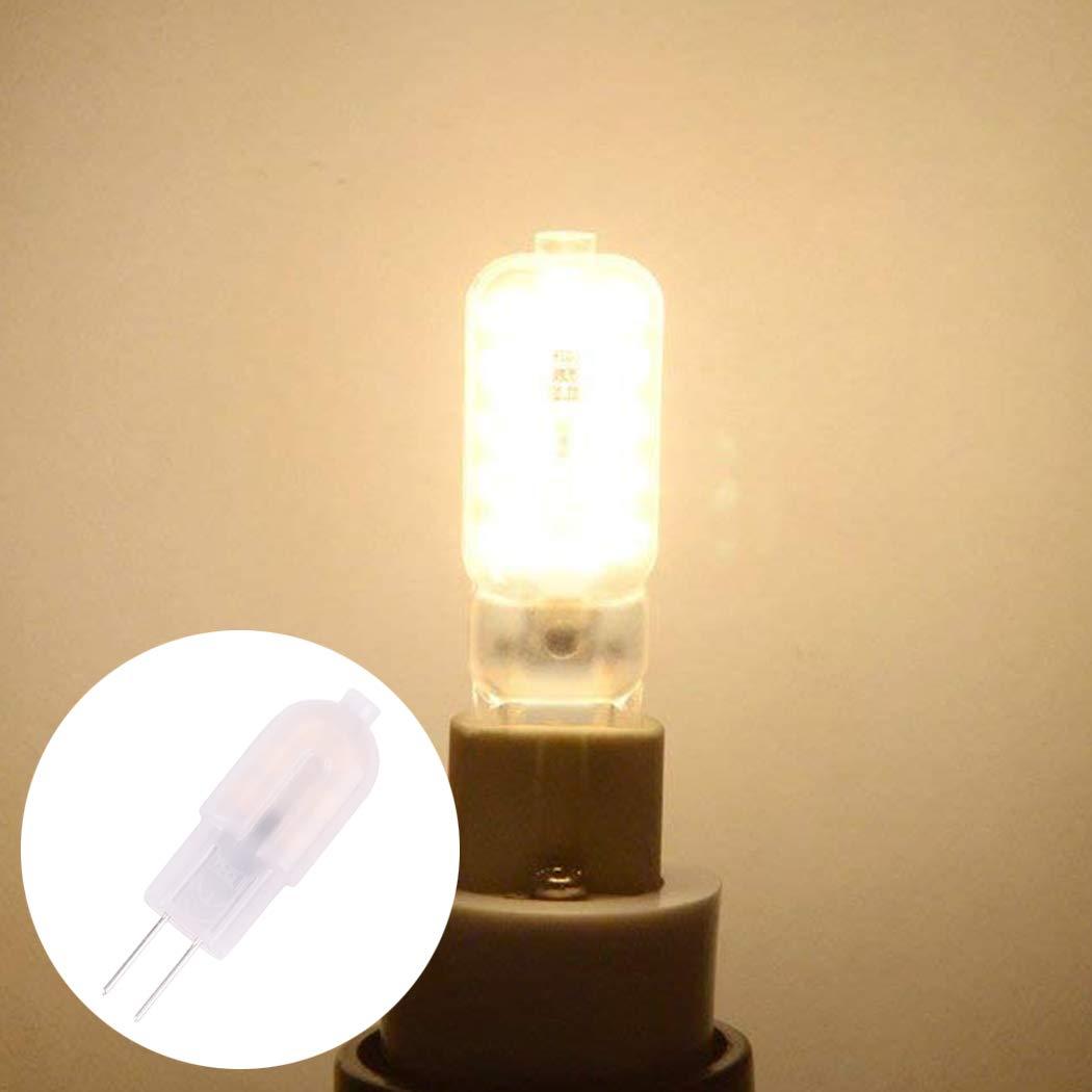 10Pcs//Bag Halogen Light Lamp Bulb Capsule 20W 20 Watt 12V G4 Base 2 Pin New