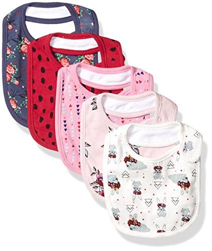 Rosie Pope Baby 5 Pack Bibs