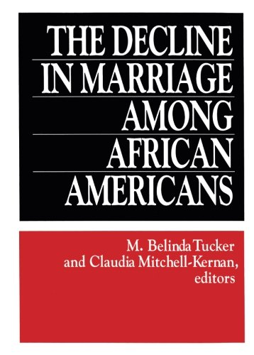 Search : Decline in Marriage Among African Americans, The: Causes, Consequences, and Policy Implications