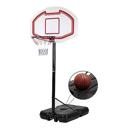 Canasta de baloncesto-WSF Soporte De Sistema De Aro De ...