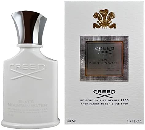 Creed Silver Mountain Water by Creed Eau De Parfum Spray 1.7 Oz