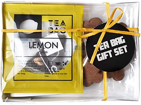 クッキー&紅茶 プチギフトセット プライム 【 レモンティー・チョコレートクッキー 】 バレンタイン ホワイトデー プチギフト