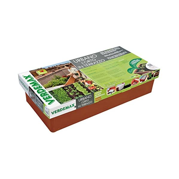 Verdemax - Urbano Vaso Contenitore Orto 1 spesavip