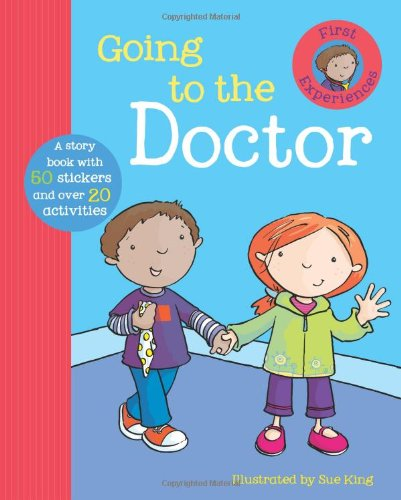 Image result for going to the doctor children's book