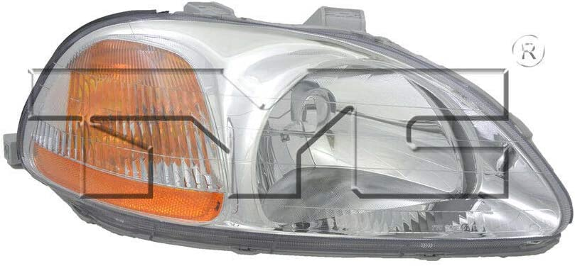 TYC 20-3161-01-1 Compatible with HONDA latest Over item handling ☆ Civic Replacement H Right