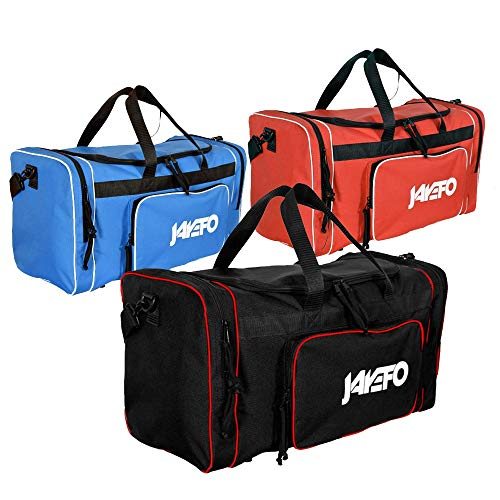 - Jayefo Gym Duffel Bag (Black)