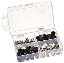 Delta Faucet Rp4039 Seats & Springs Kit, 96 Piece Assortment