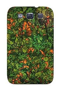 Vqutej-4946-ltyiogc Hot Fashion Design Case Cover For Galaxy S3 Protective Case (abstract Artistic)