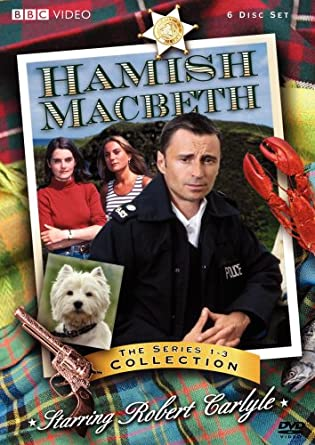 Hamish Macbeth - Series 1-3 Collection