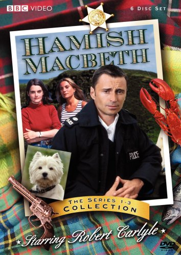 Hamish MacBeth: Series 1-3 Collection by Warner Manufacturing