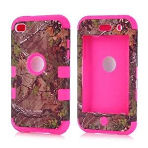 iPod Touch 4th generation case,ipod. touch 4 case,ipod touch 4 case,ipod touch. 4 case,ipod.touch 4 cases,Gotida Tree Camo Design Hybrid case for iPod Touch 4th Generation