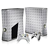 XMY #0166 Full Body Vinyl Decal Skin Sticker For Xbox 360 Slim Console+Controllers COLOR NEW