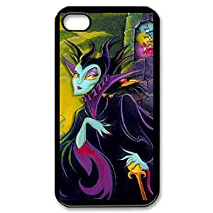 iPhone 4,4S Csaes phone Case Maleficent CSMZ92817