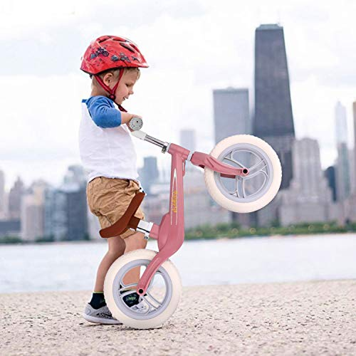 BIKFUN Kids 4.0 lbs Balance Bike Ultralight No Pedal Toddler Kid's Bicycle