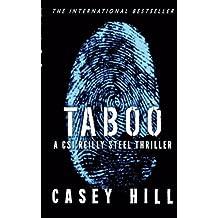 Taboo: CSI Reilly Steel #1 (Volume 1)