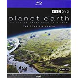 Planet Earth: Complete BBC Series [Blu-ray]by David Attenborough