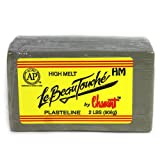 Chavant Le Beau Touche High Melt (Green) -- 40lb Case