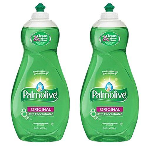 Palmolive Ultra Original Dish Washing Liquid, 10oz - 2 (Palmolive Ultra Dish Liquid)