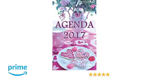 Agenda 2017 (Spanish Edition): Carolina Ortigosa ...