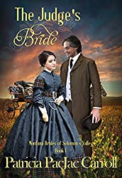 The Judge's Bride (Montana Brides of Solomon's Valley Book 1)