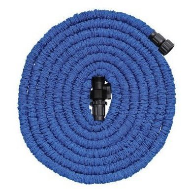 GenLed-75-ft-Expandable-Hose-withBlue