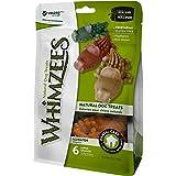 Whimzees Natural Grain Free Dental Dog Treats, Large Alligator, Bag of 6