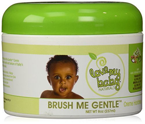 Love My Baby Brush Me Gentle Creme Hair Dress, 8 Ounce ()
