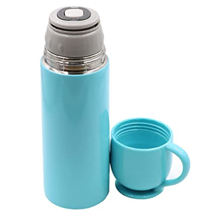 ceb7a15b18b Disen Cute Thermal Water Bottle Commuter Bottle Stainless Steel Hot and  Cold Vacuum Flasks Leak Proof Beverage Containers Drink Cups Double Walled  ...