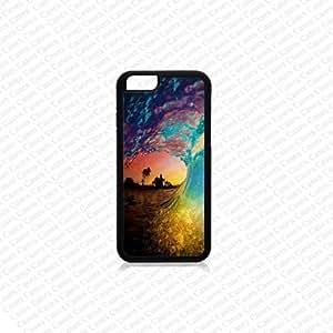Krezy Case iPhone 6 Case, iPhone 6 case, Ocean wave iPhone 6 Case, Cute iPhone 6 Case, Unique iPhone 6 Case