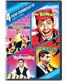 4 Film Favorites: Jerry Lewis (4FF)