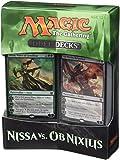 Best Mtg Decks - Magic: The Gathering MTG: Duel Decks: Nissa vs Review