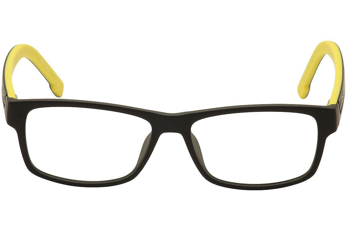 Eyeglasses LACOSTE L 2707 002 MATTE BLACK