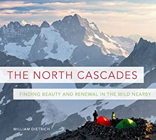 book cover of The North Cascades