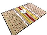 Baseball/Softball Hitting Mat | Advanced Stance and Swing Trainer (Dual Box) | Stride Right Mats