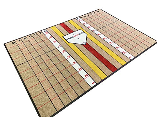 - StrideRight Hitting Mat