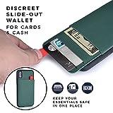 MANGATA TRITON Leather Wallet case compatible with