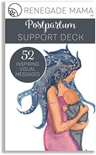 Postpartum Support Affirmation Cards Deck