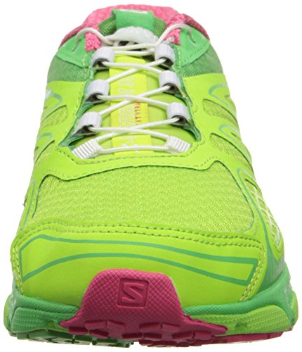 wasabi Running 3d Green X Grün Pink Salomon Compétition De scream firefly hot Chaussures Femme SPgnwEqxC