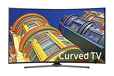 Samsung UN65KU6500 / UN65KU650D Curved 65-Inch 4K Ultra HD Smart LED TV (Certified Refurbished)