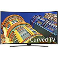 Samsung UN55KU650DF Curved 55-Inch 4K Ultra HD Smart LED TV