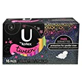 U by Kotex Tween Pads - 16 count TRG