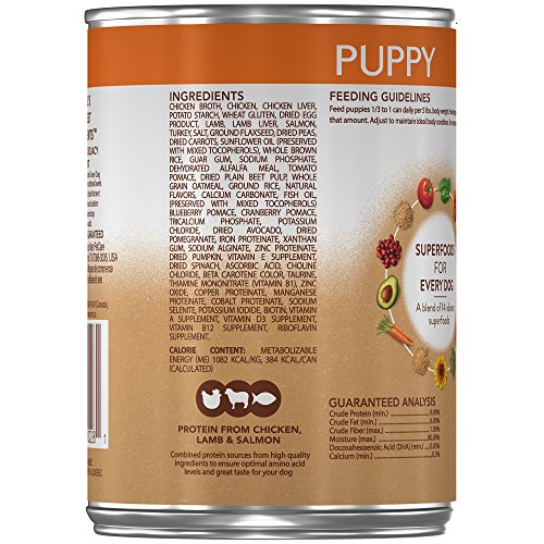 ULTRA-Puppy-Canned-Puppy-Food-125-Ounces-Pack-of-12