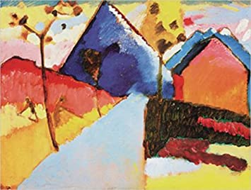 Baumarkt Murnau amazon de wassily kandinsky naturstudie aus murnau kunstdruck
