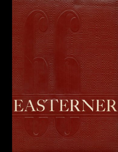 (Reprint) 1966 Yearbook: Eastside Junior-Senior High School, Butler, Indiana