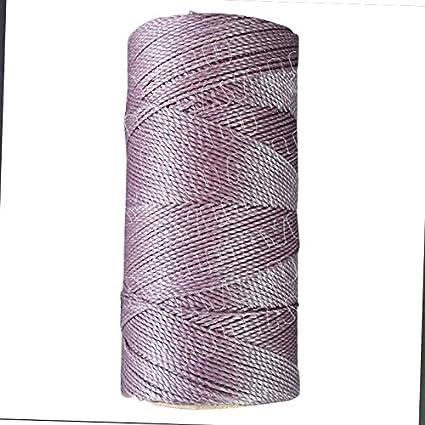 Cor 790 Cor.1019 Linhasita Wachsschnur 1 mm Klick auf die Wimpern zur Auswahl 168 Farben 180 mts